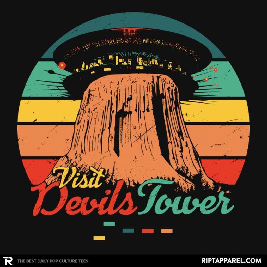 Ript: Visit Devils Tower