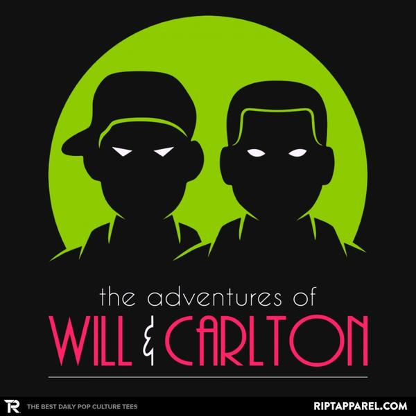 Ript: The Adventures Of Will and Carlton