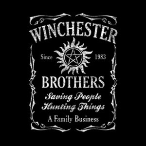 Five Finger Tees: Winchester Brothers T-Shirt