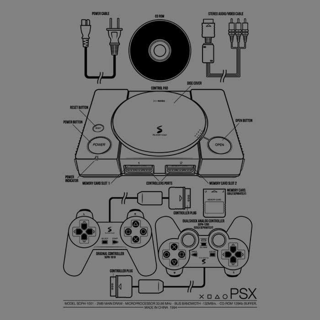 Once Upon a Tee: PSX