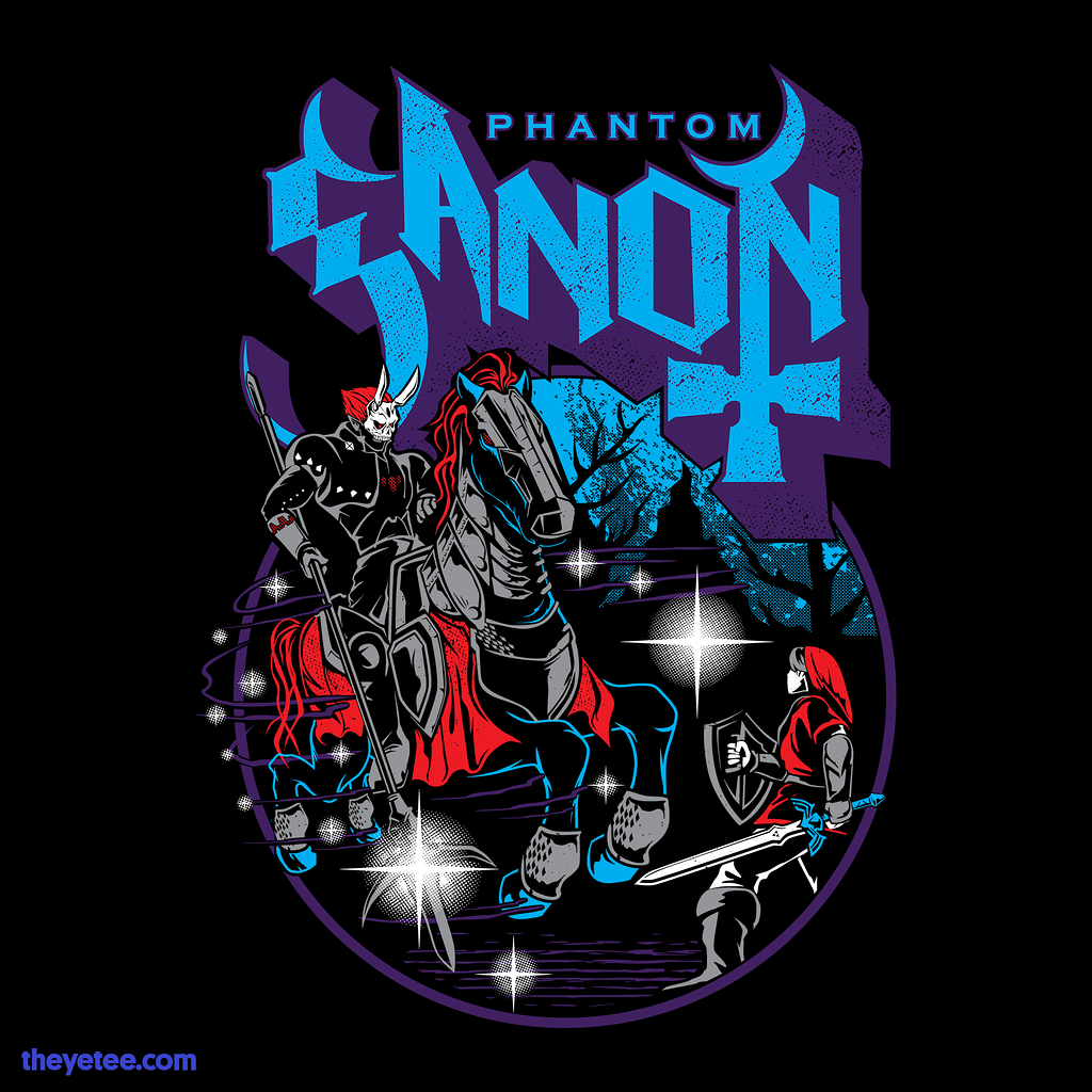 The Yetee: The Phantom Ghost