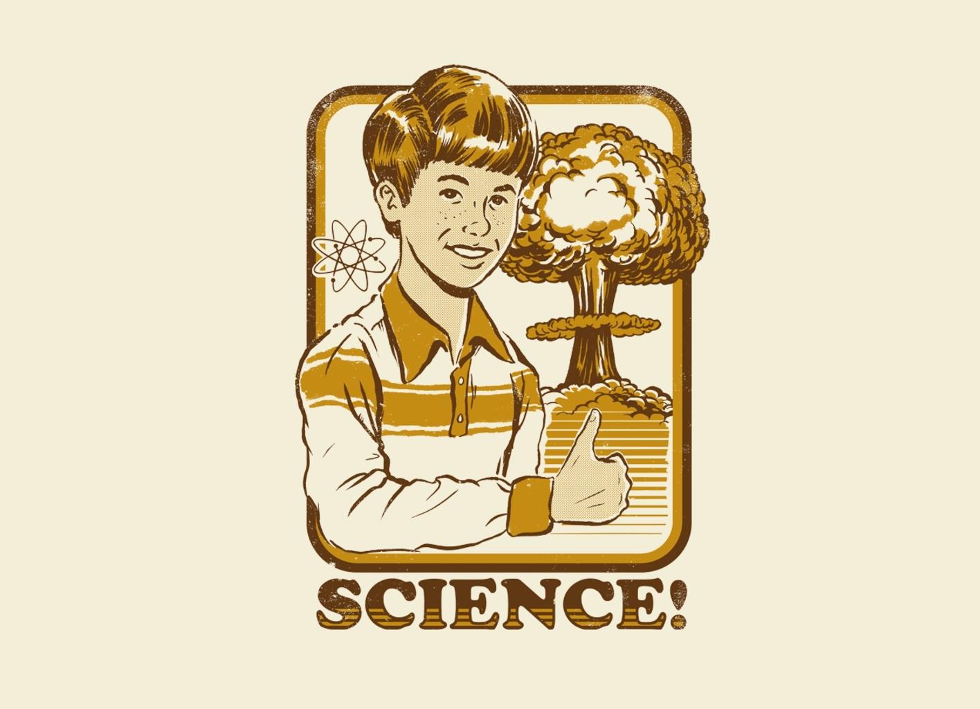 Threadless: Science!