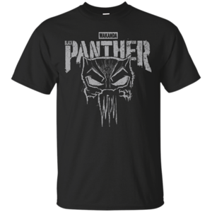 Pop-Up Tee: Punish Enemies Of Wakanda