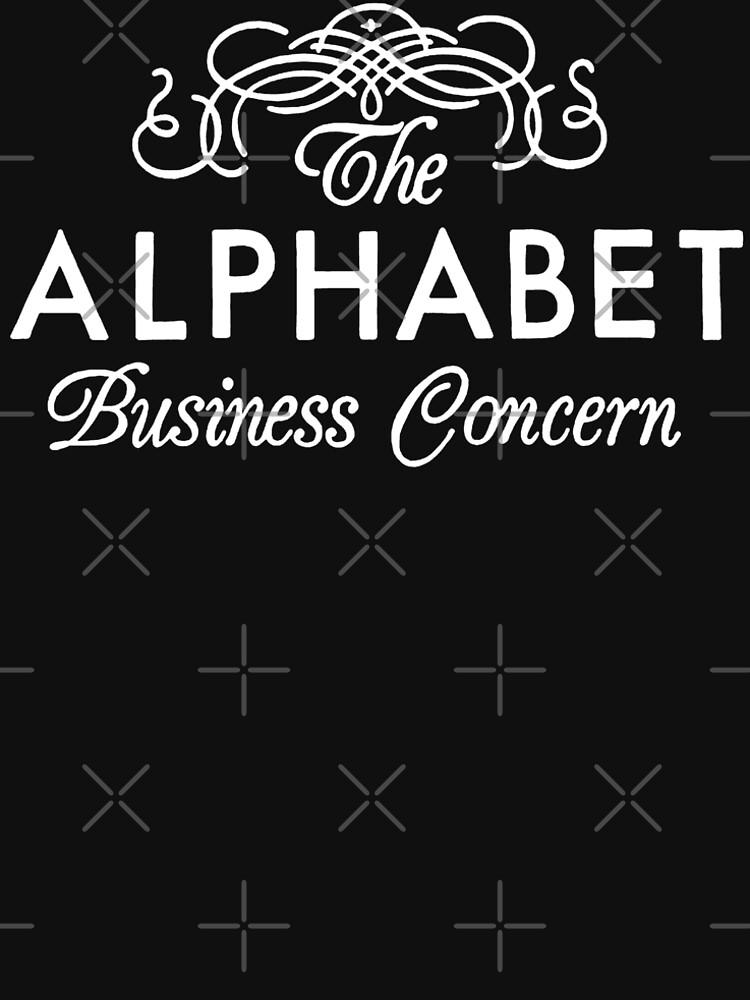 RedBubble: Cardiacs - The Alphabet Business Concern