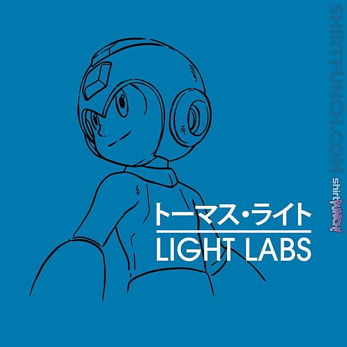 ShirtPunch: Light Labs