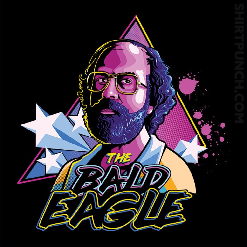 ShirtPunch: The Bald Eagle