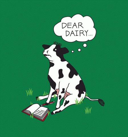 BustedTees: Dear Dairy