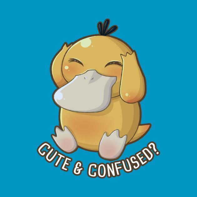 TeePublic: Cute & Confused?