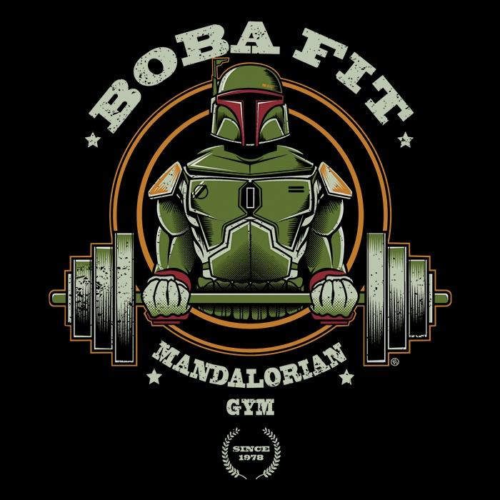 Once Upon a Tee: Boba Fit - Women's Apparel
