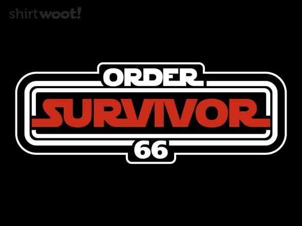 Woot!: Order 66 Survivor