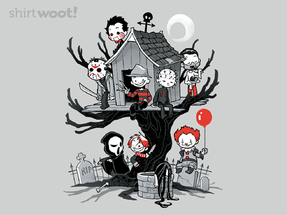 Woot!: Horror Clubhouse