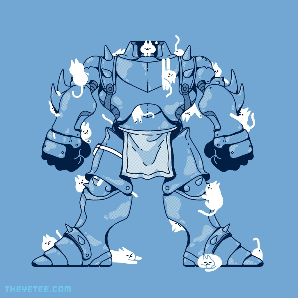 The Yetee: Cat Person