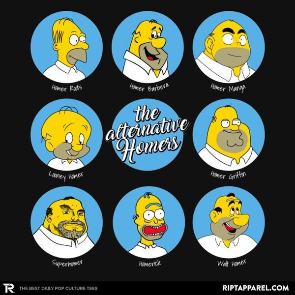 Ript: Alternative Homers