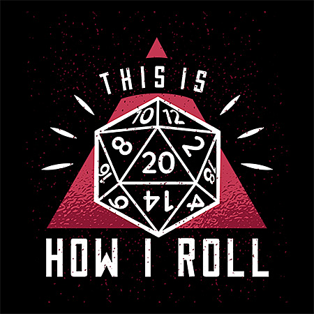 MeWicked: This is How I Roll - Board Game Geek - Dice