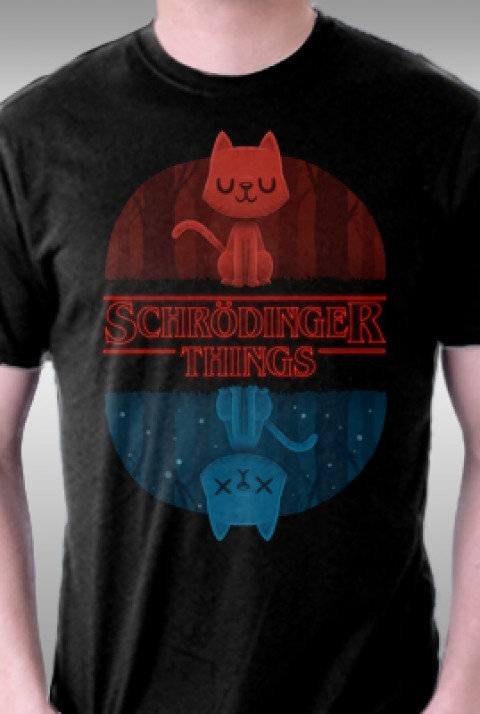 TeeFury: Schrodinger Things