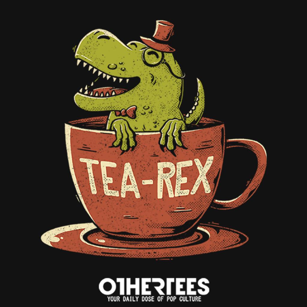 OtherTees: Tea Rex