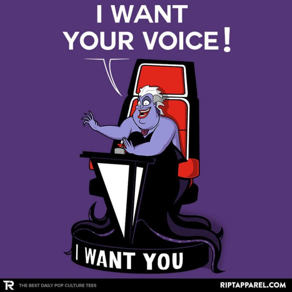 Ript: I Want Your VOICE!