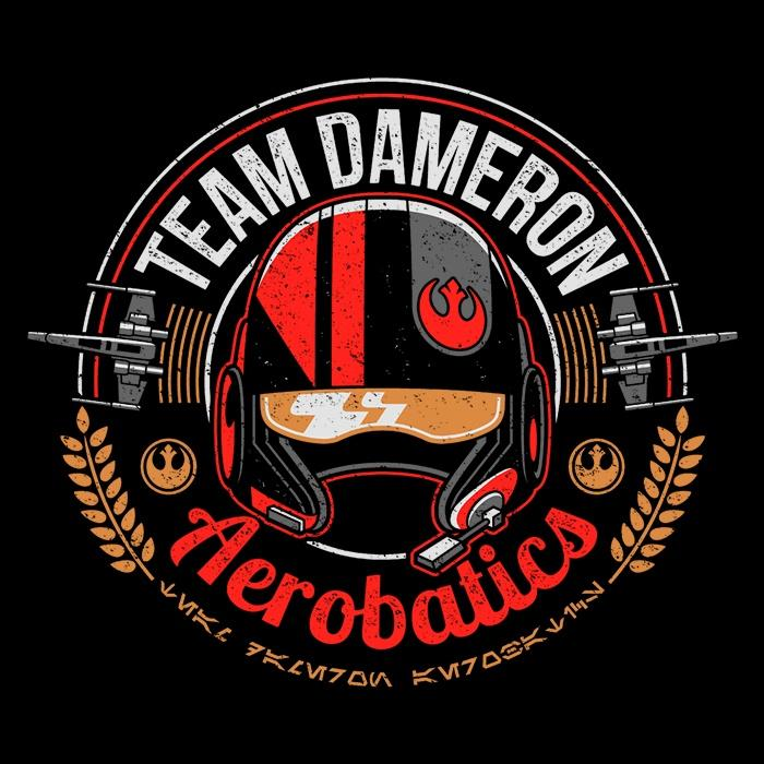 Once Upon a Tee: Team Dameron