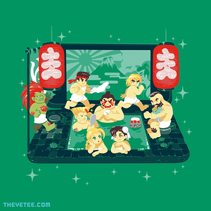 The Yetee: Portable Onsen