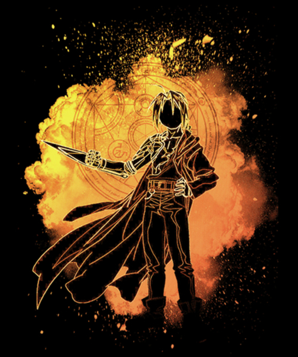 Qwertee: Soul of the Alchemist
