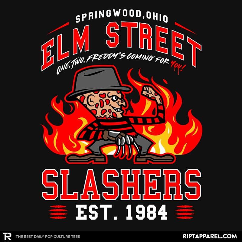 Ript: Elm Street Slashers