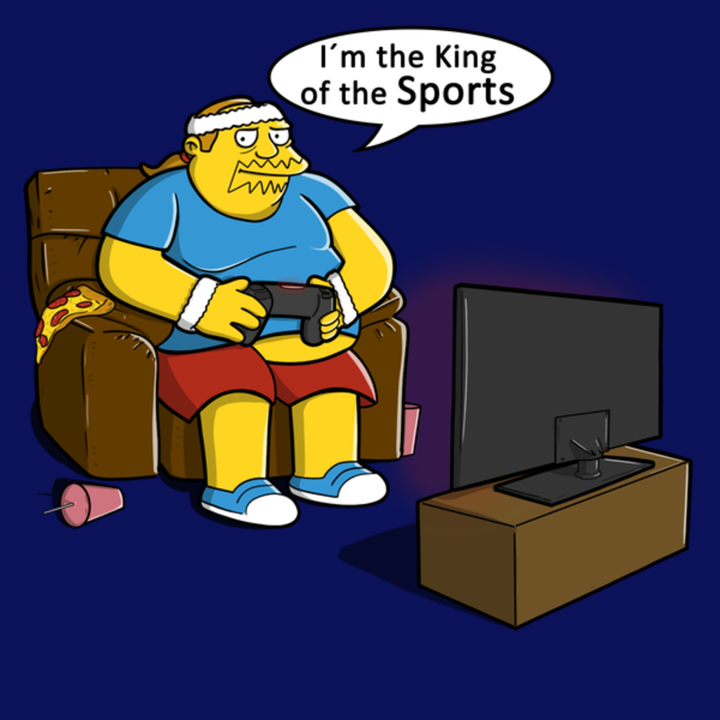 NeatoShop: the king of the sports