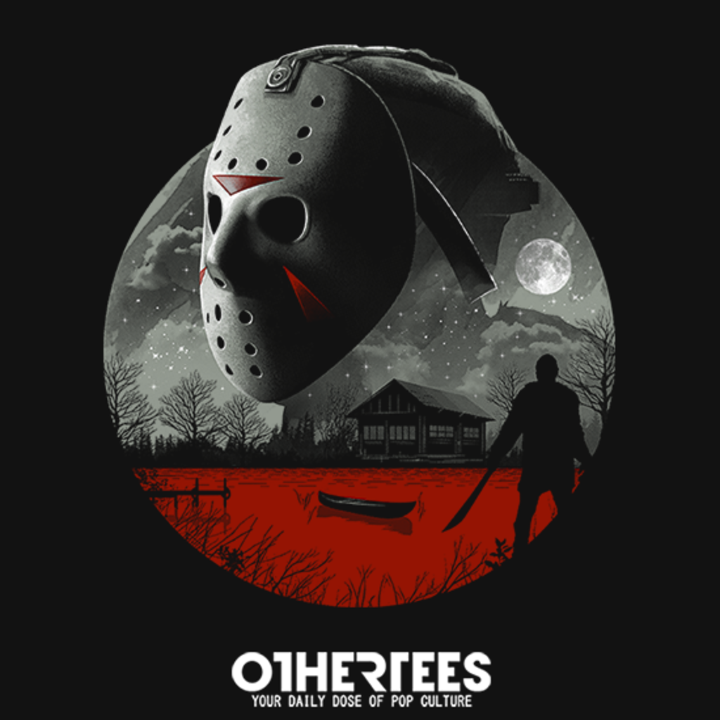 OtherTees: Friday in Camp Blood