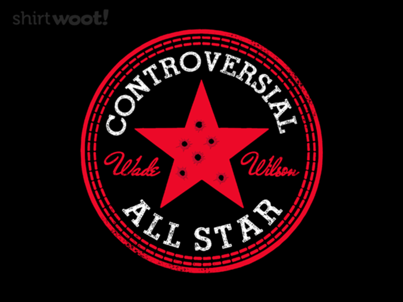 Woot!: Controversial All Star