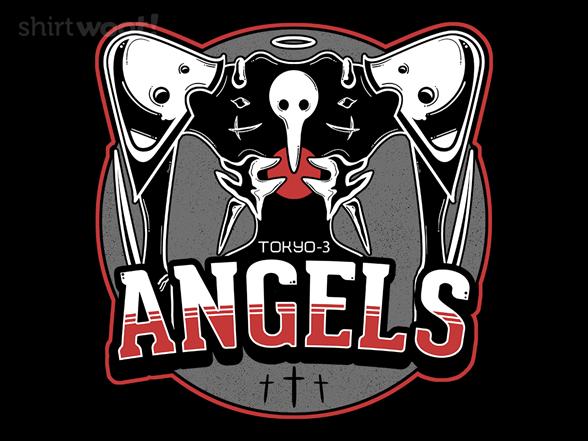 Woot!: Tokyo-3 Angels