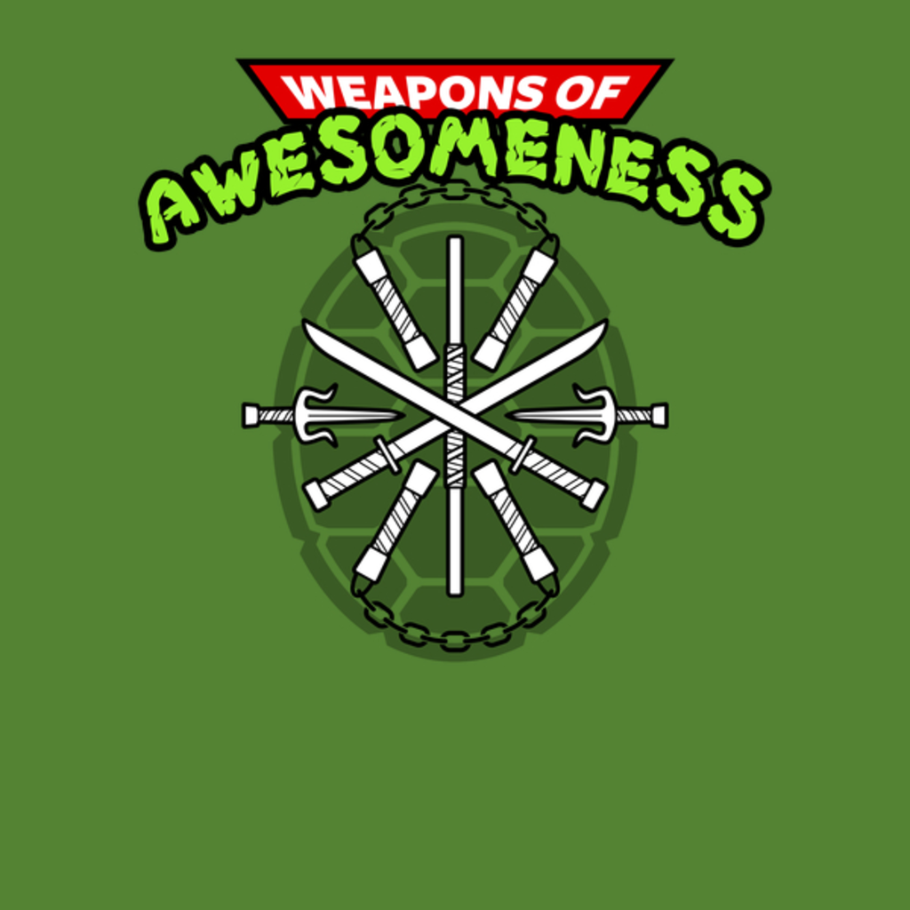 NeatoShop: Weapons of Awesomeness