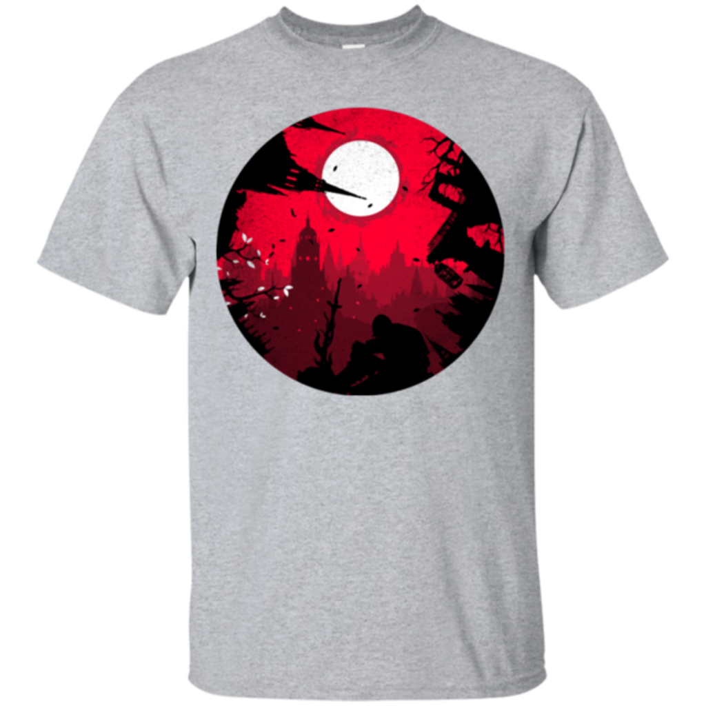 Pop-Up Tee: Embrace the Darkness