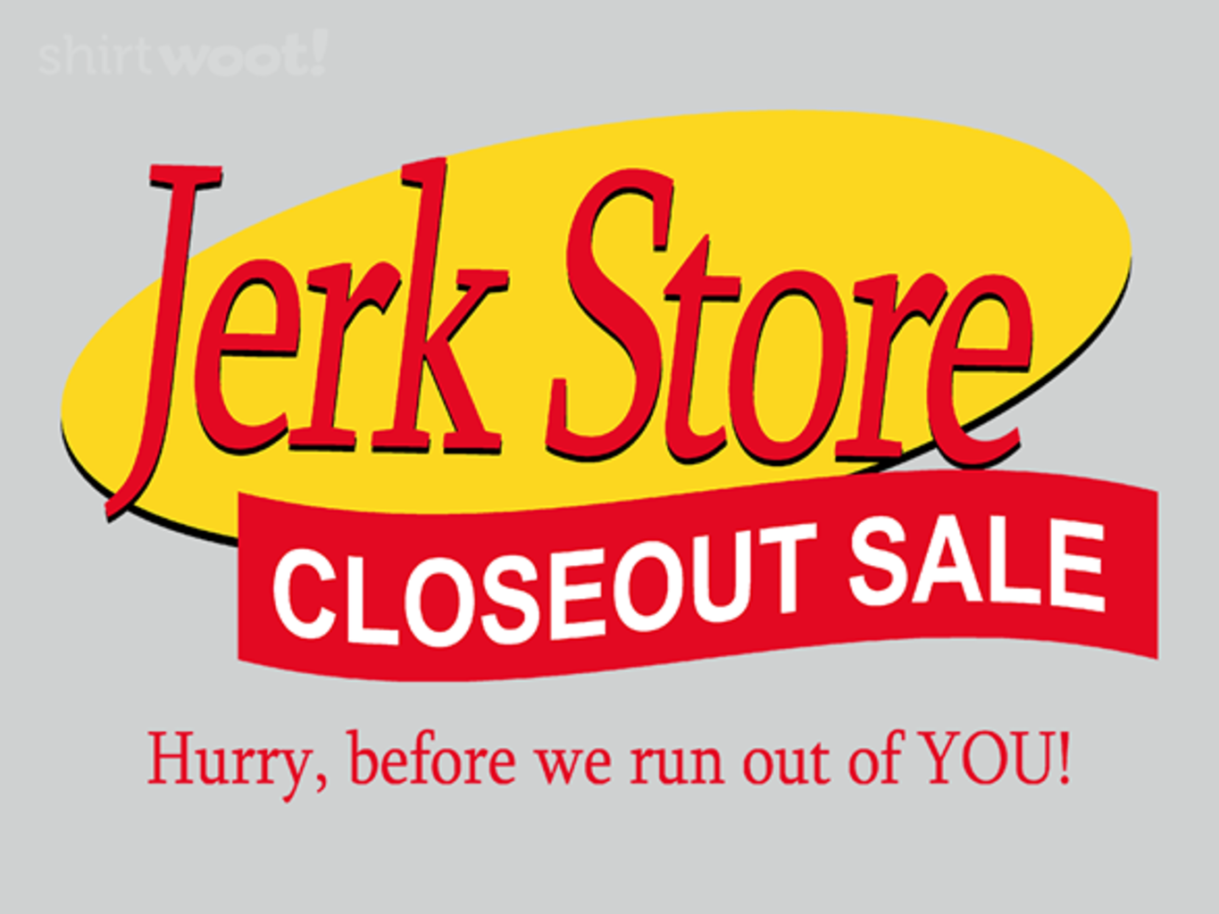 Woot!: Closeout Sale