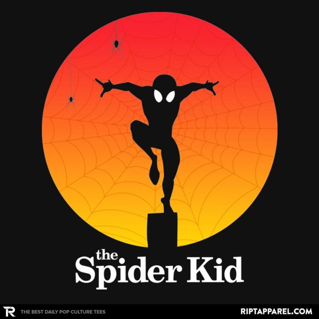 Ript: The Spider Kid