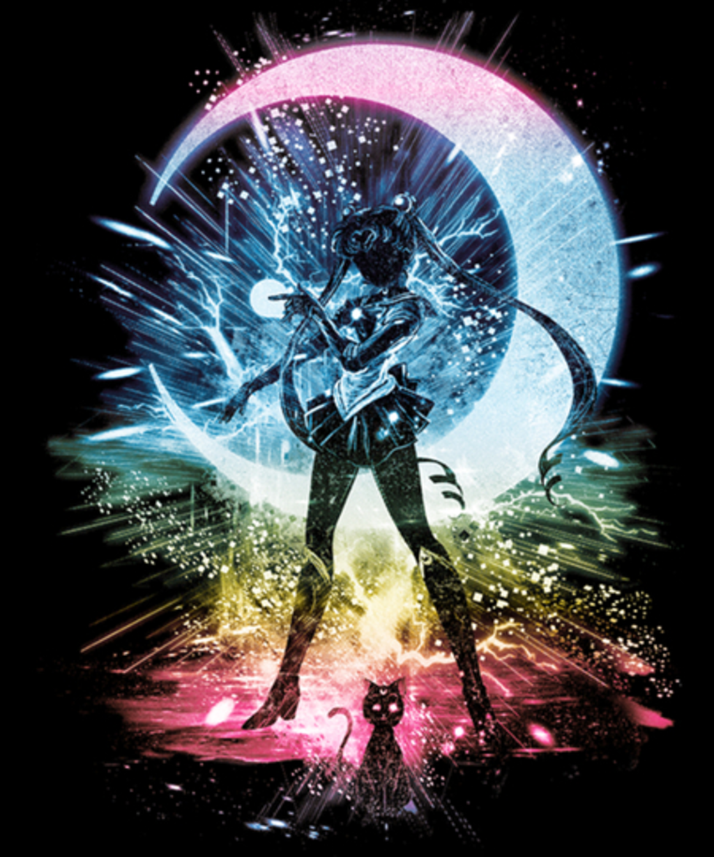Qwertee: pretty guardian storm