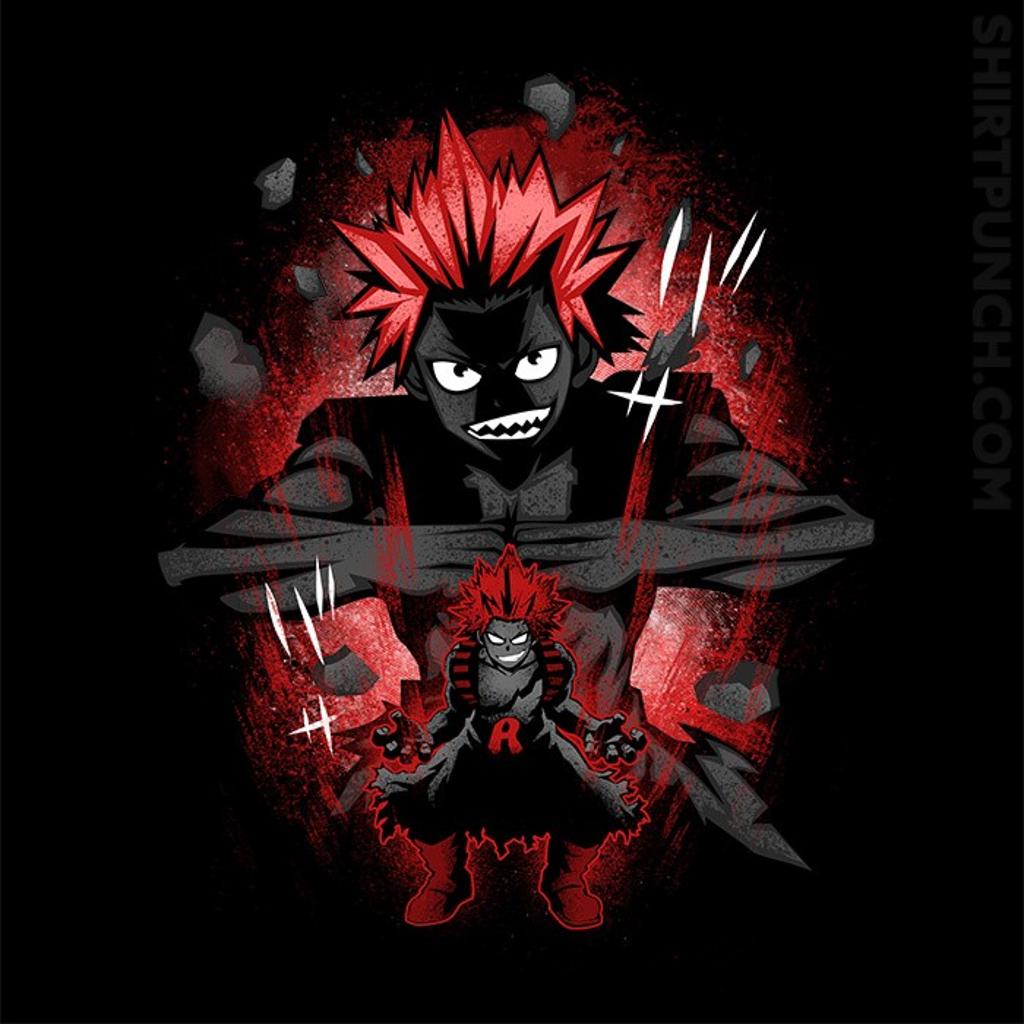 ShirtPunch: Red Riot Hero