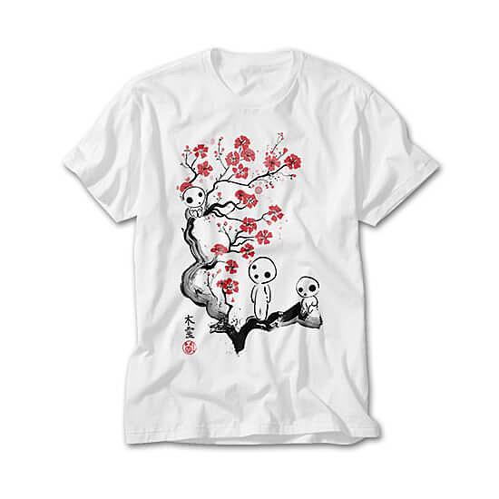 OtherTees: Little Forest Spirits