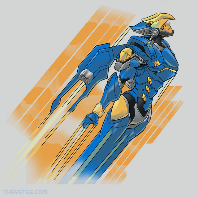 The Yetee: The Rocket Barrager