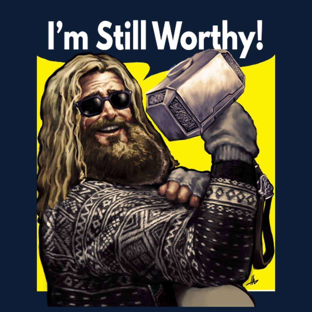 NeatoShop: Still Worthy