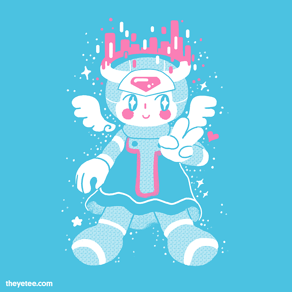 The Yetee: Elf in the Machine
