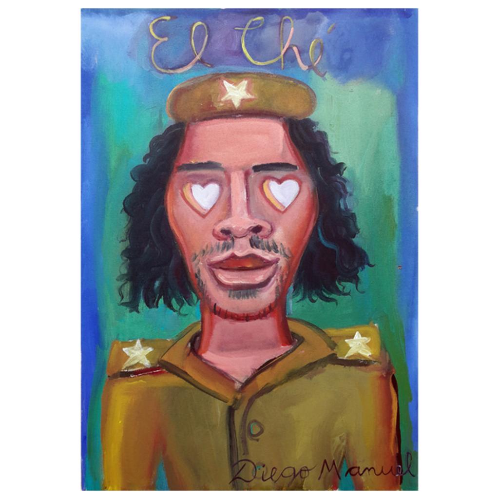NeatoShop: El Che and hearts 7
