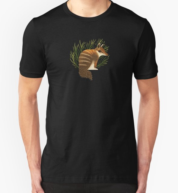 RedBubble: Numbat