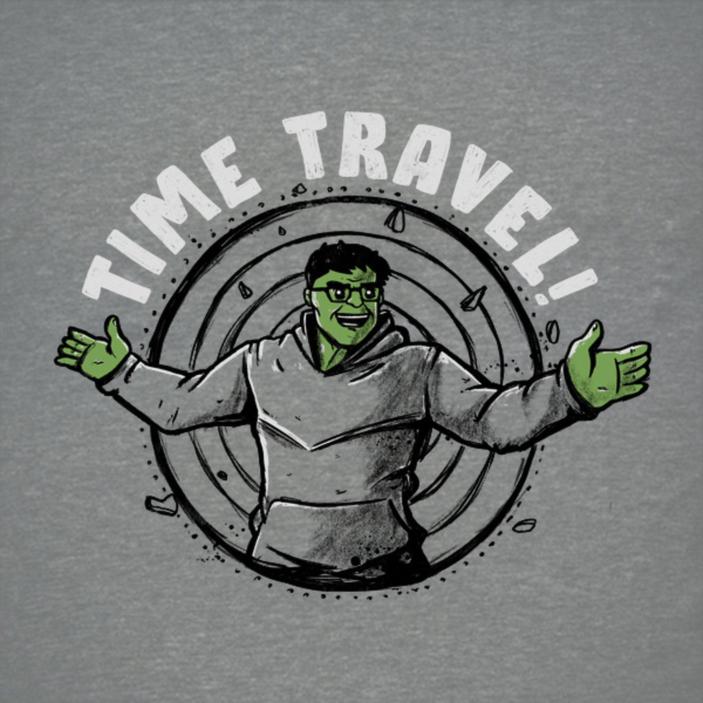NeatoShop: Time Travel!