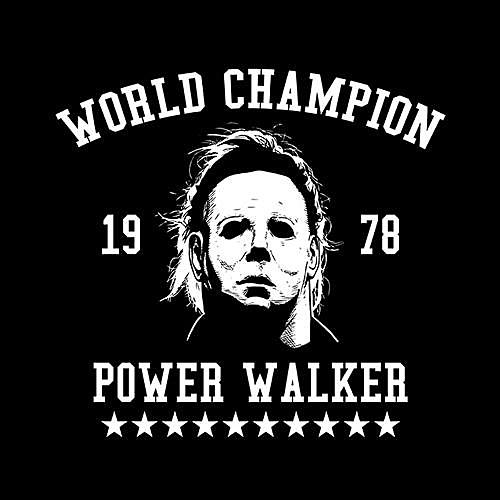 Five Finger Tees: World Champion Power Walker T-Shirt