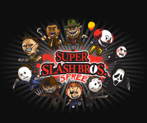 GraphicLab: Super Slash Bros