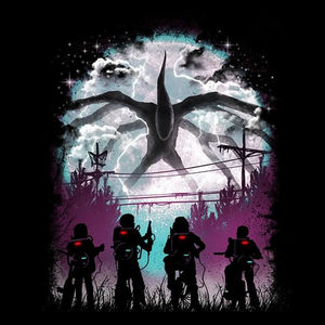 Once Upon a Tee: There's Something Strange