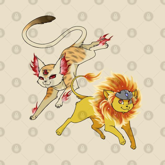 TeePublic: Uri and Natsu