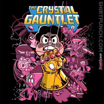 ShirtPunch: The Crystal Gauntlet