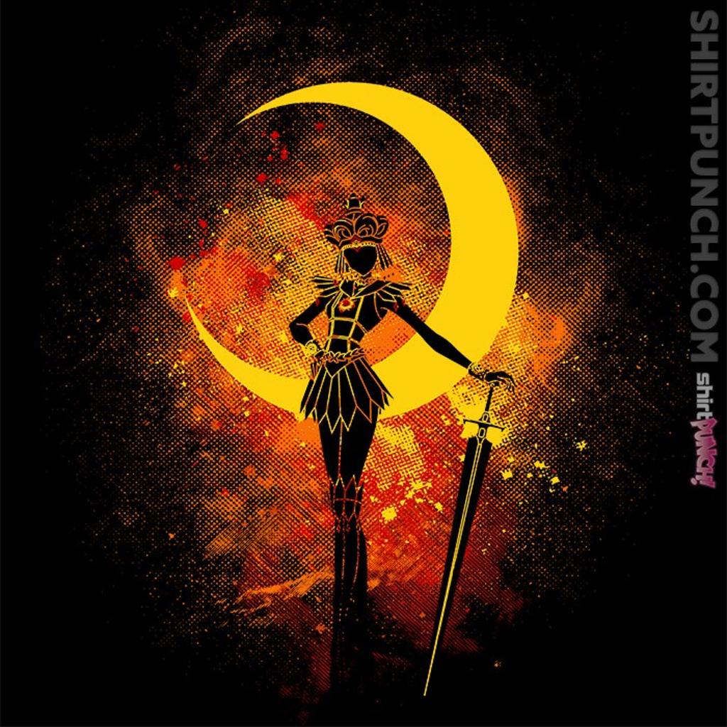 ShirtPunch: Sailor Galaxia Art
