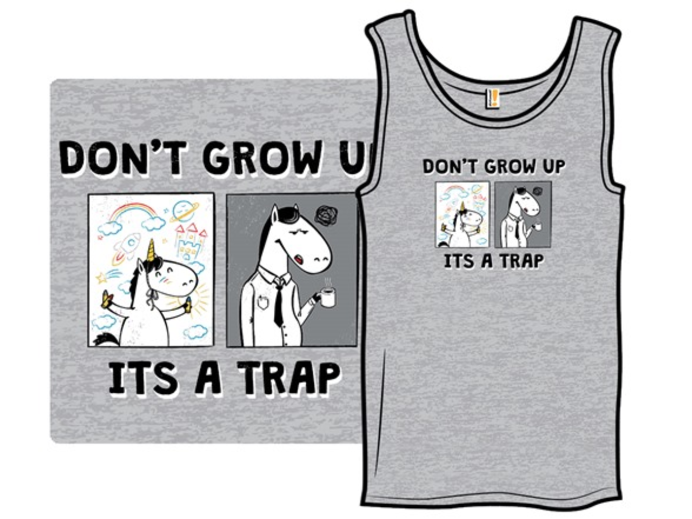 Woot!: Don't Grow Up