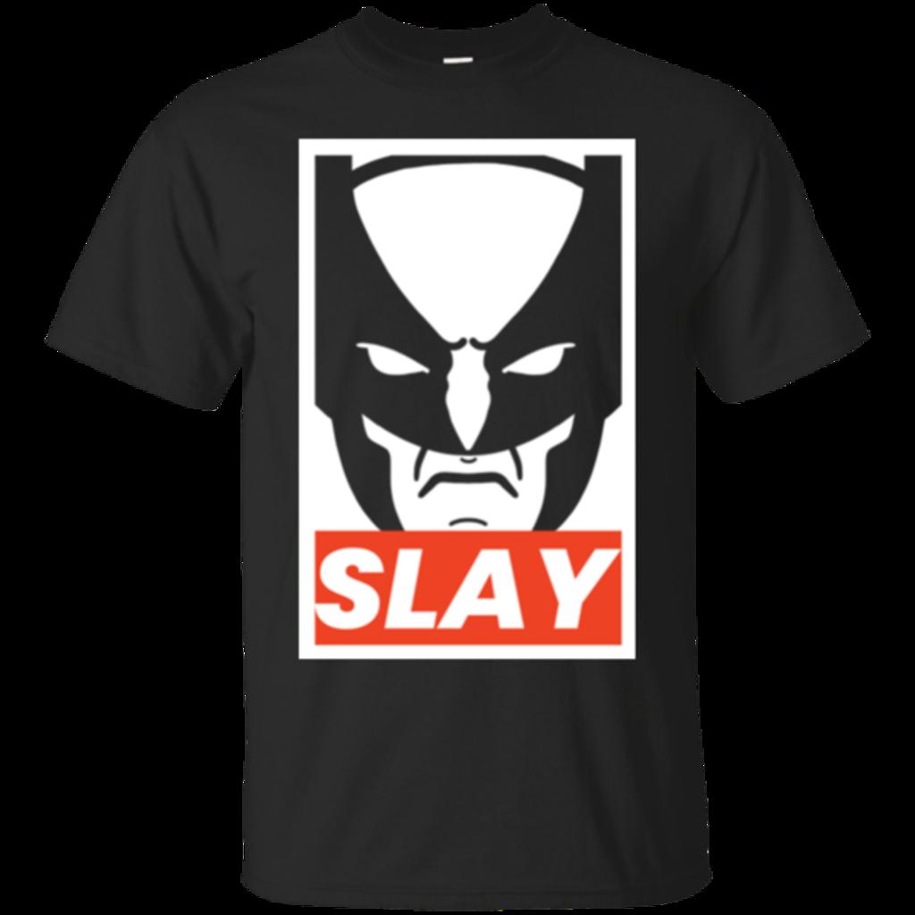 Pop-Up Tee: SLAY